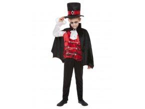 Dětský kostým Upíra Deluxe