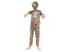 Dětský kostým zombie Mumie