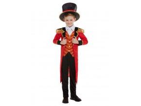 Dětský kostým Principál