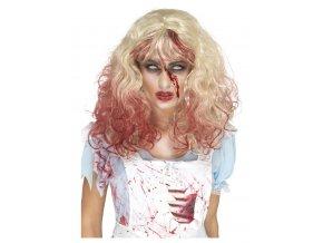 Dámská paruka Zombie Alenka