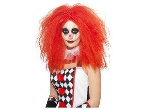 Dámská paruka klaun
