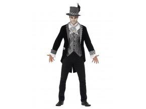 Pánský kostým duch Kloboučníka Deluxe