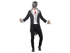 Pánský kostým vlk deluxe