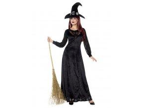 Dámský kostým čarodějnice deluxe