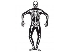 """Pánský kostým skeleton """"druhá kůže"""""""