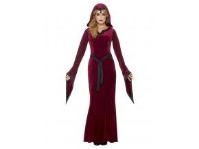 Dámský kostým středověká upírka