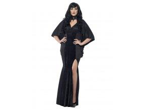 Dámský kostým sexy vampírka