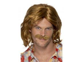 Pánská paruka ABBA (Benny)