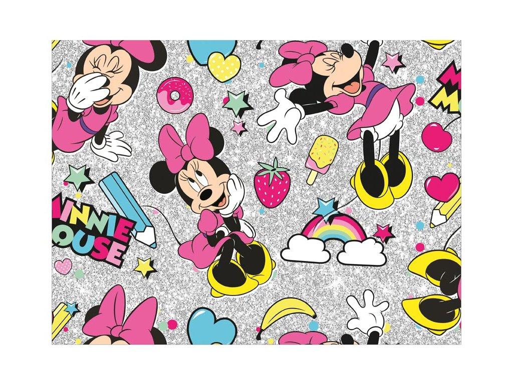 balící papír Disney Y041 (Minnie) 100x70 LUX 5811451