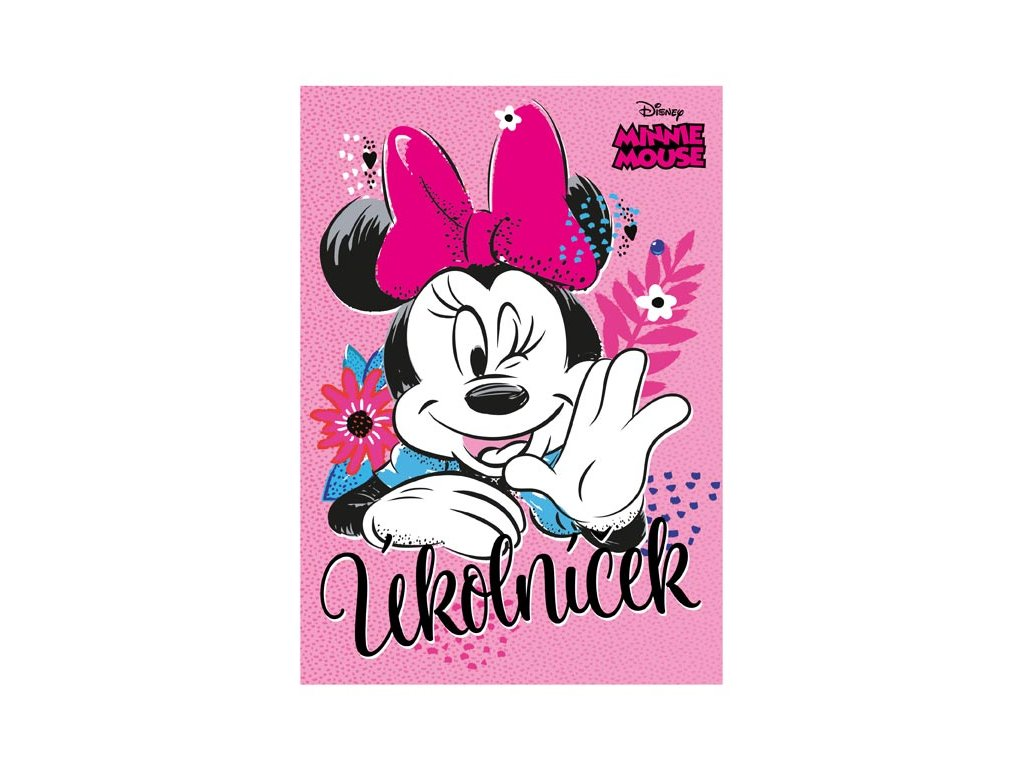 úkolníček A5 Disney (Minnie) 7501056