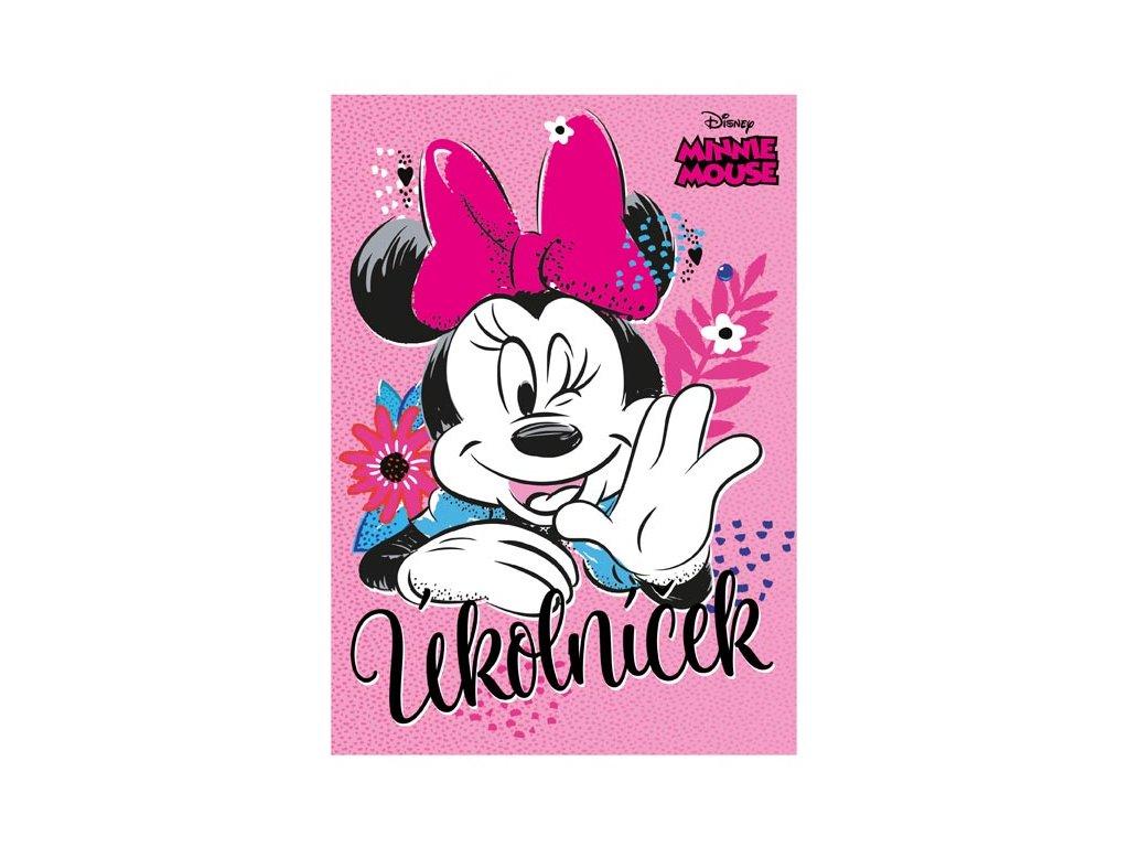 úkolníček A6 Disney (Minnie) 7501061