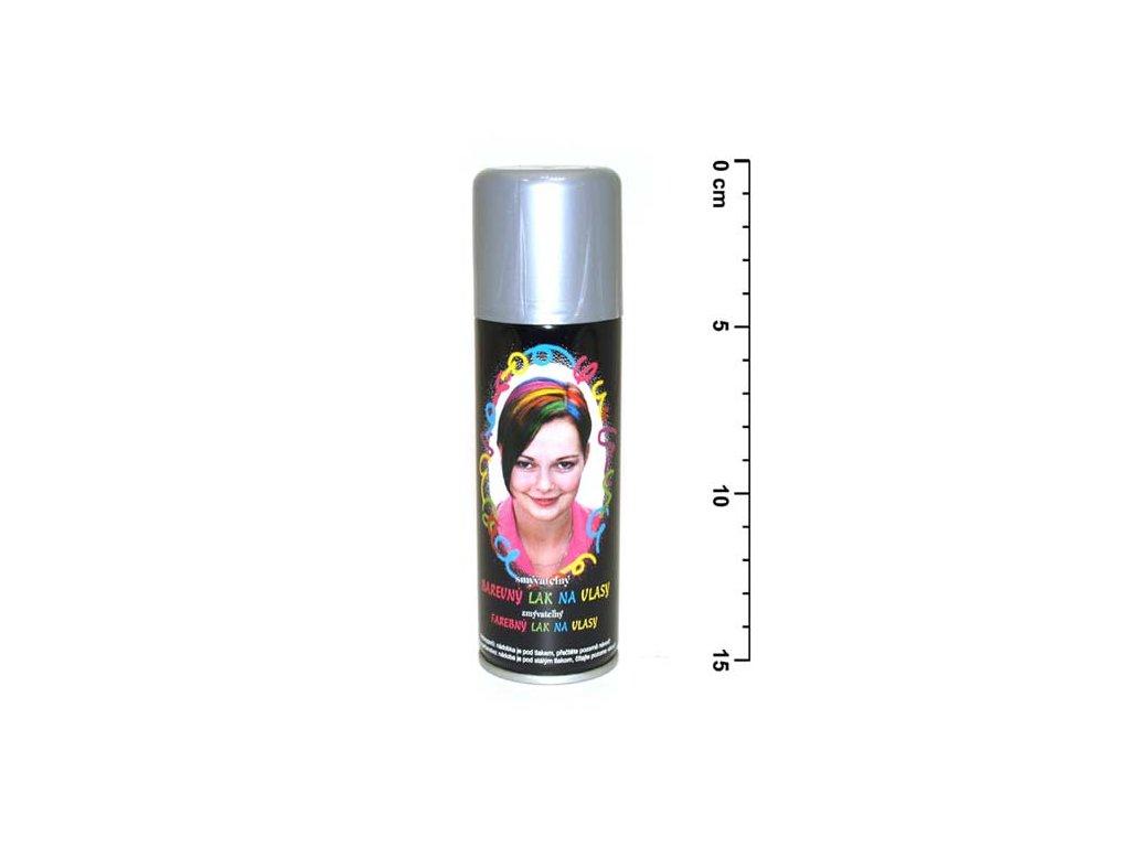 Spray na vlasy 141 stříbrný