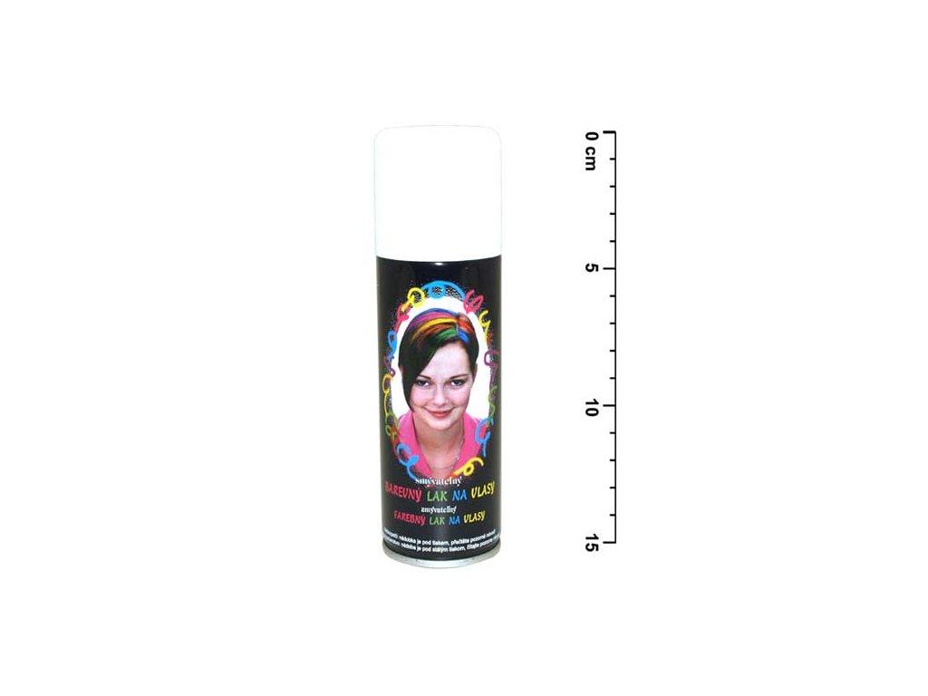 Spray na vlasy 141 bílý