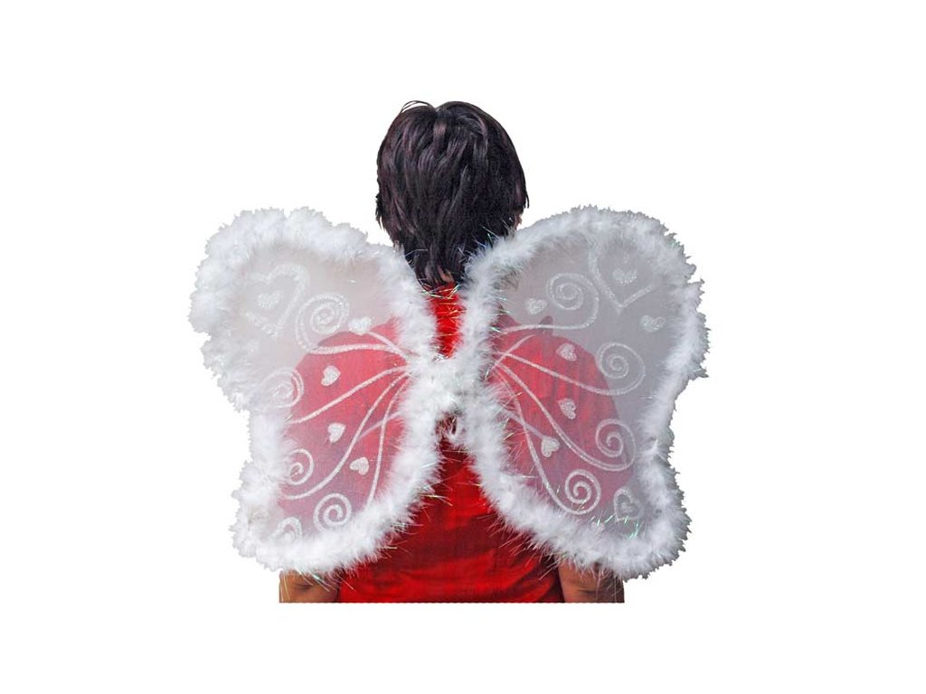 motýlí křídla AY-N7346 43cm 8885010