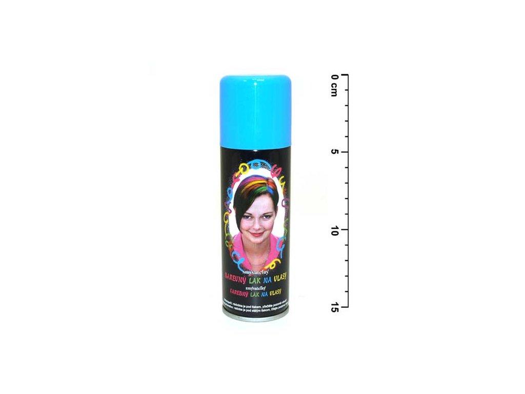 Spray na vlasy 141 neon modrý sv.(azure)