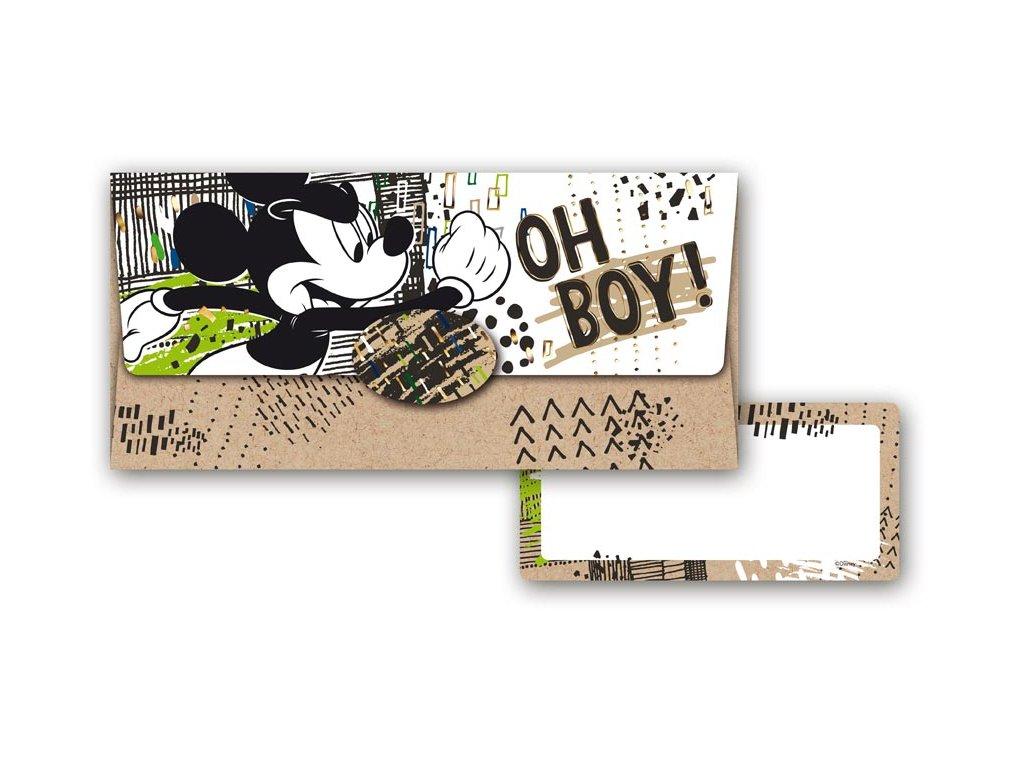 obálka na peníze Disney 55-049 (Mickey) PRANI_W_201