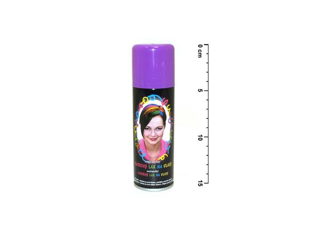 Spray na vlasy 141 neon fialová