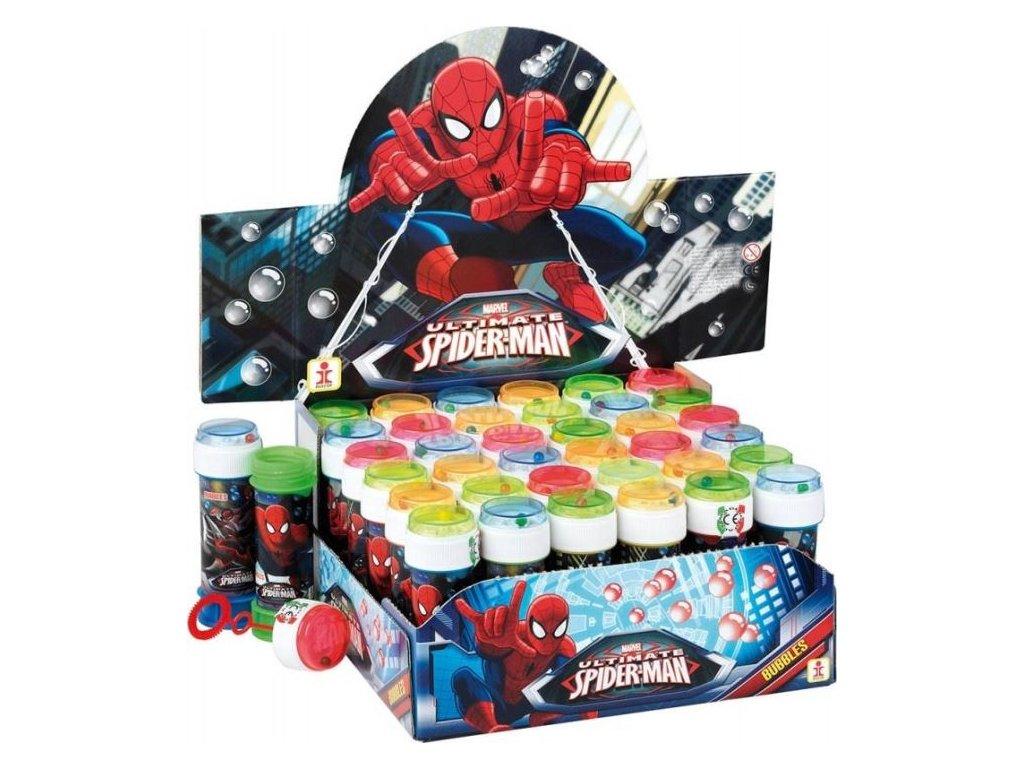 Bublifuk Spiderman 60 ml