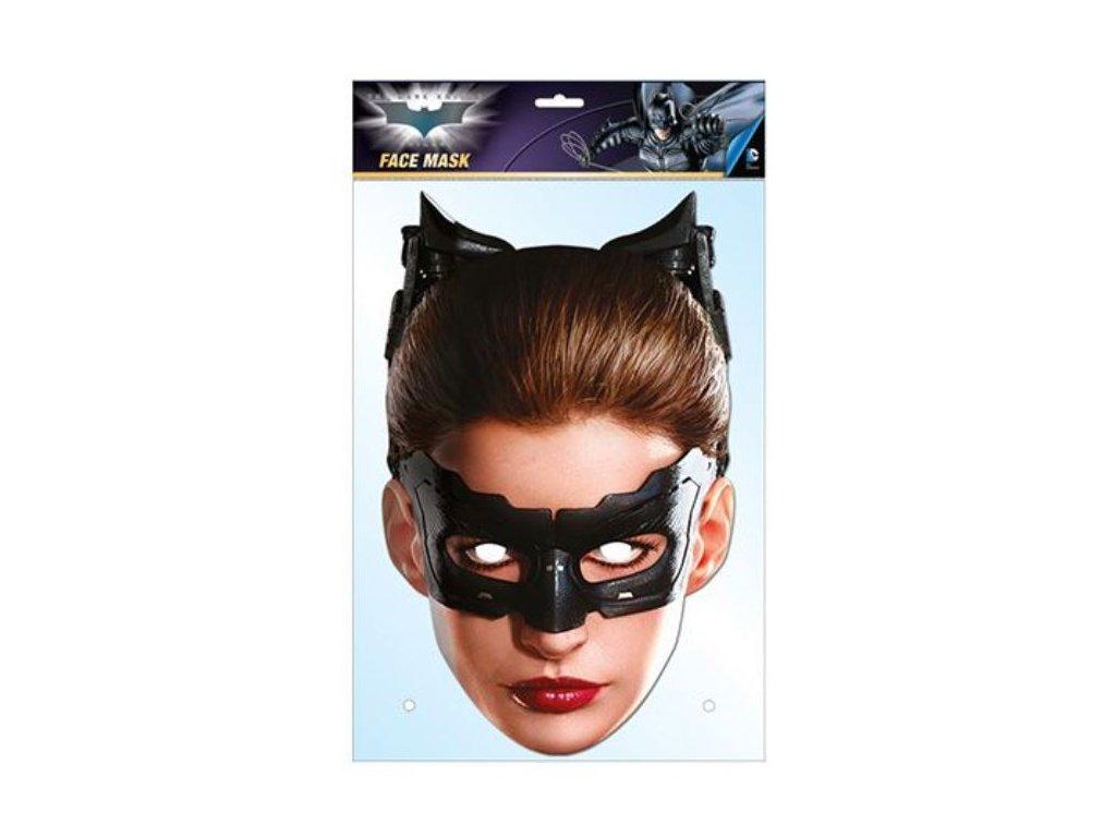 Catwoman - maska celebrit