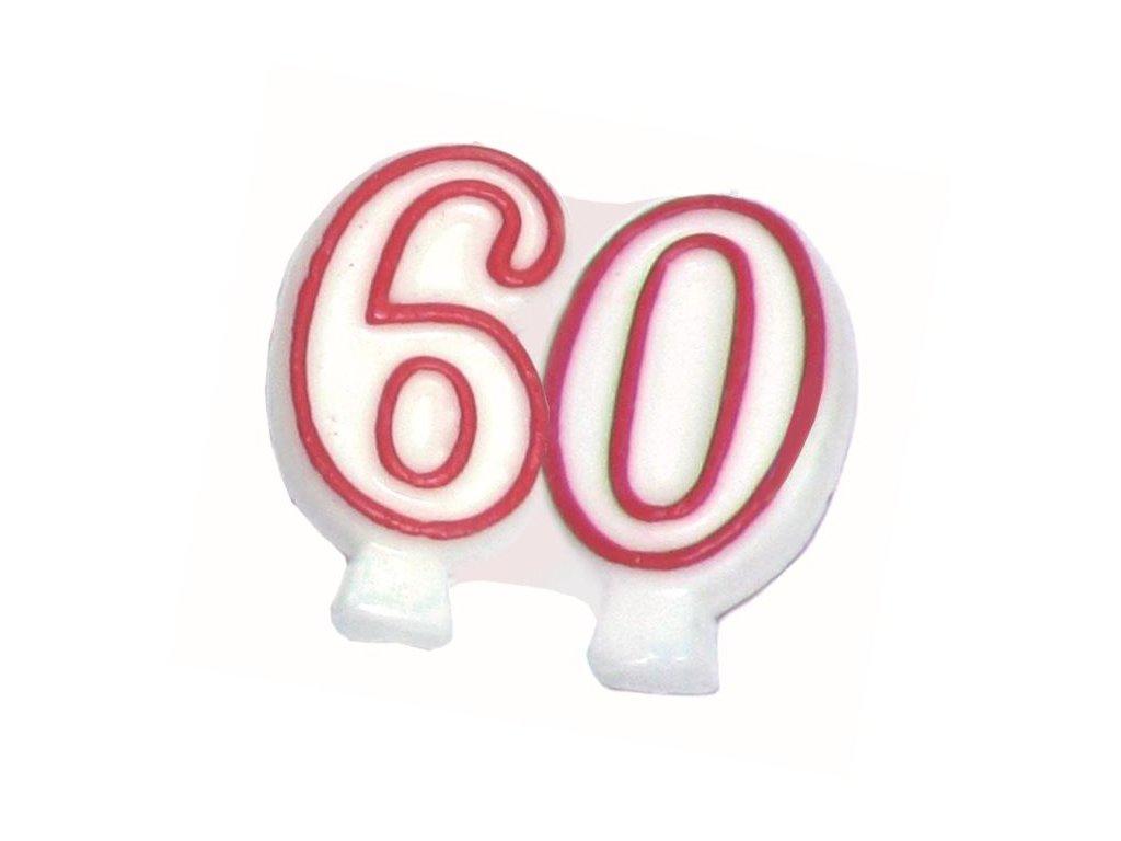 SVÍČKA ČÍSLO 60