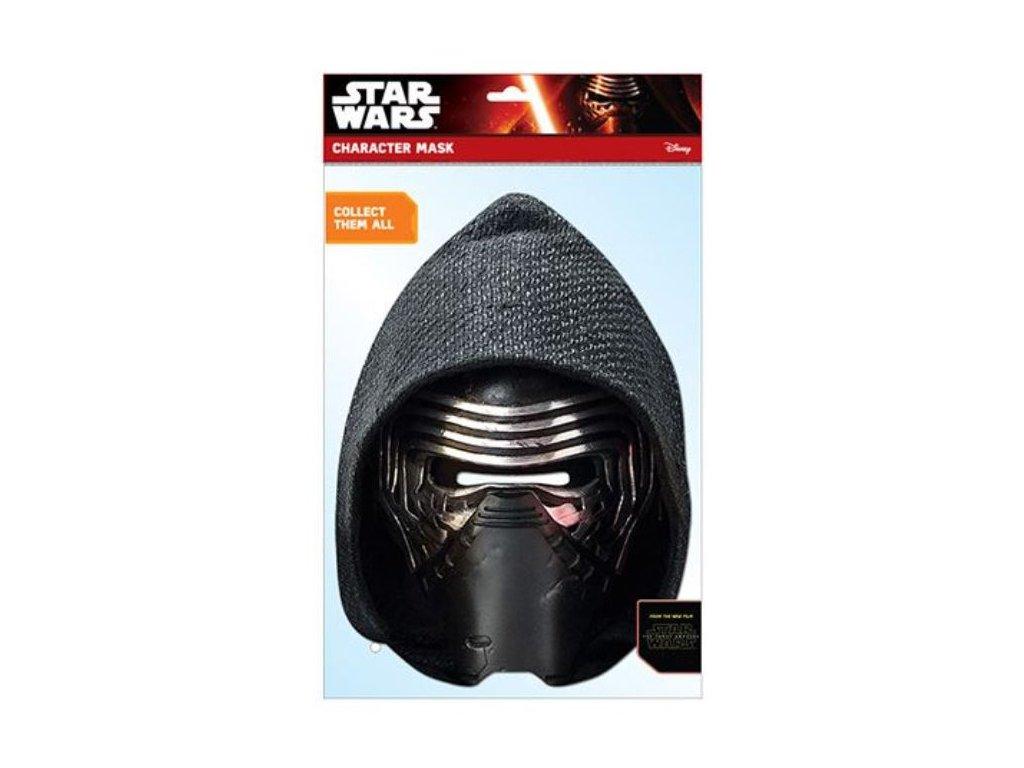 Maska celebrit - Star Wars - Kylo Ren