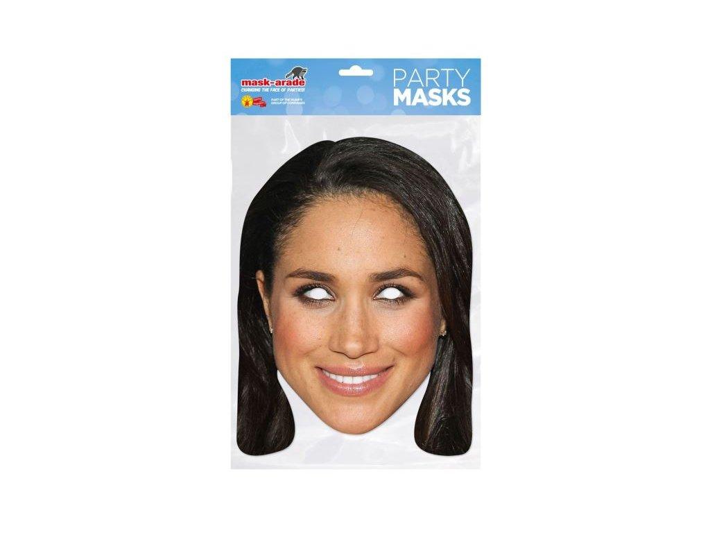 Meghan Markle - maska celebrit