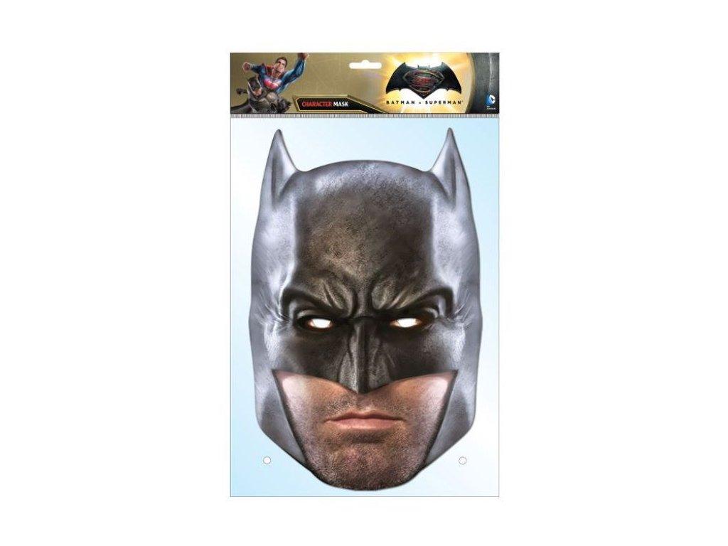 Maska celebrit - BATMAN DAWN OF JUSTICE MASK