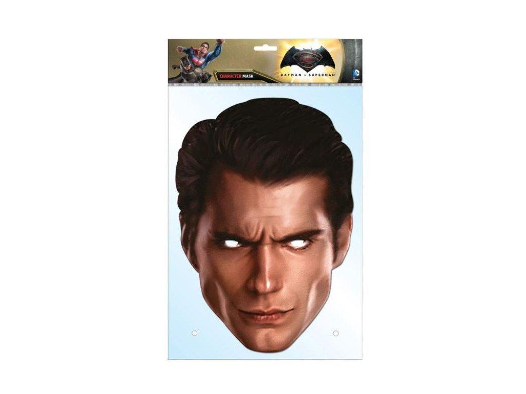 Maska celebrit - SUPERMAN DAWN OF JUSTICE MASK