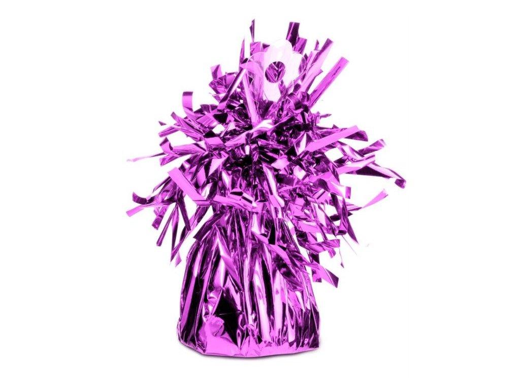 Závaží světle růžové - Těžítko na balonky