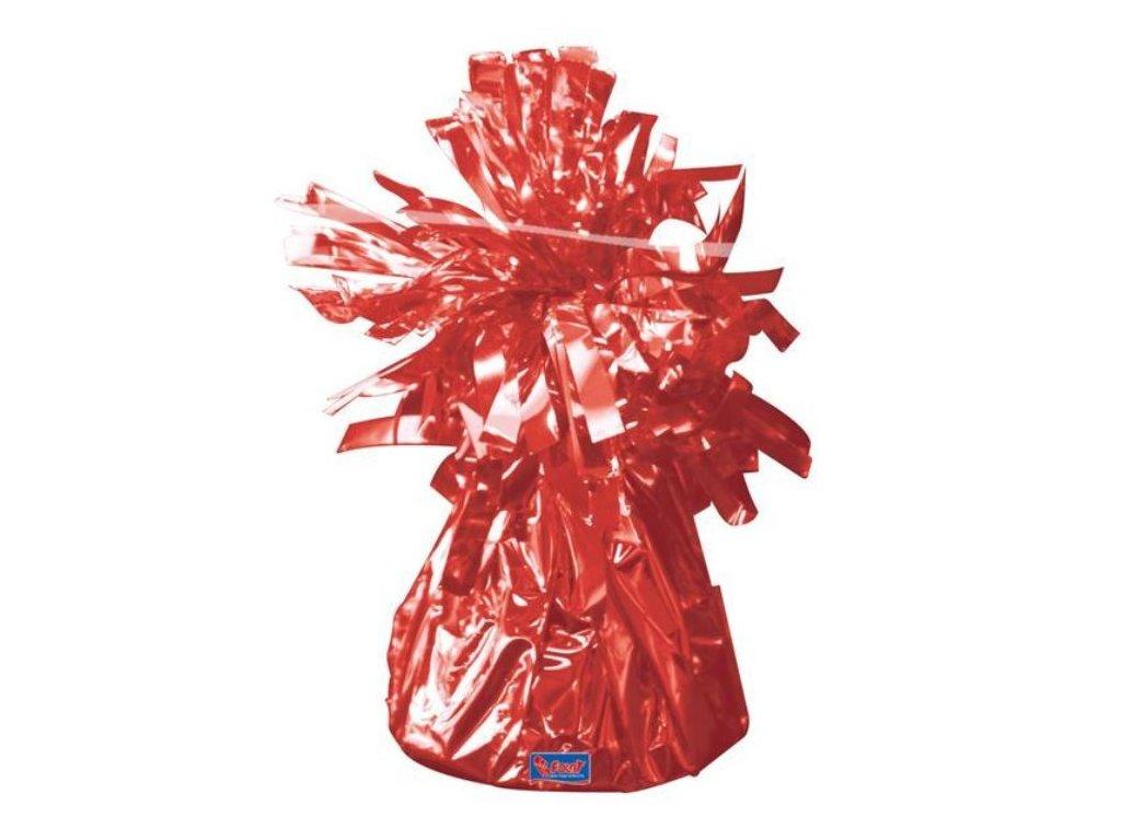 Závaží červené - Těžítko na balonky 160 g