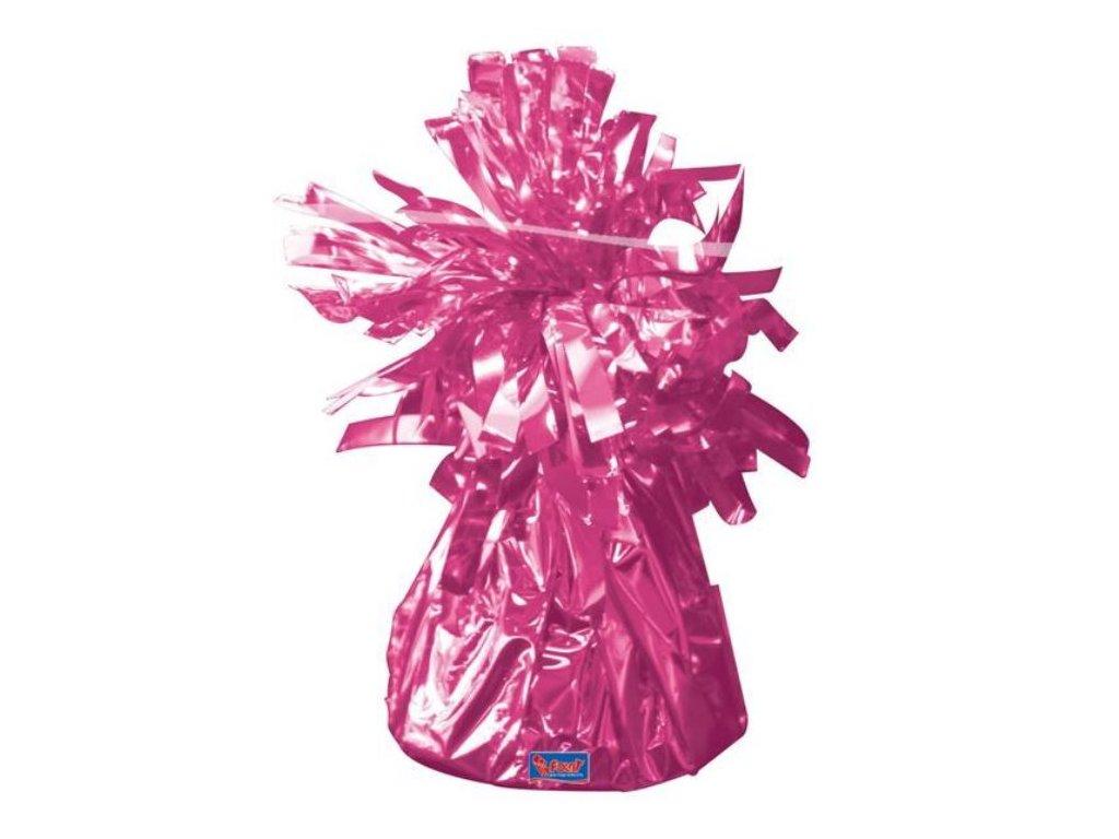 Závaží magenta - Těžítko na balonky 160 g