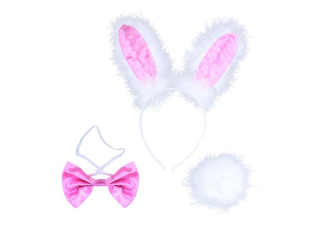 Dospělá - dětská sada zajíček - králík - Velikonoce