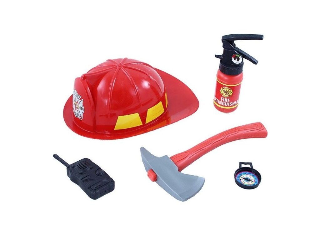 Sada hasičská / požárník