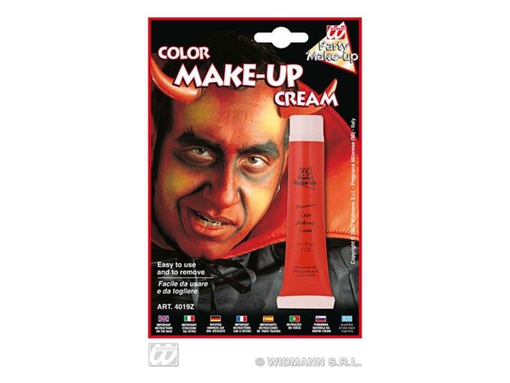 Make-up červený tuba - 28 ml