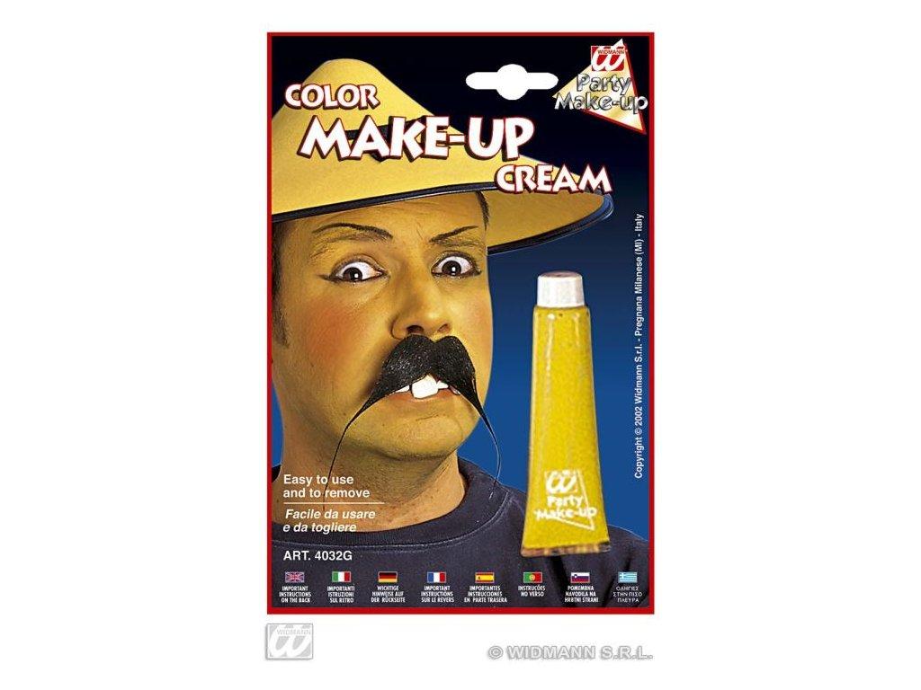 Make-up tuba žlutý - 28 ml
