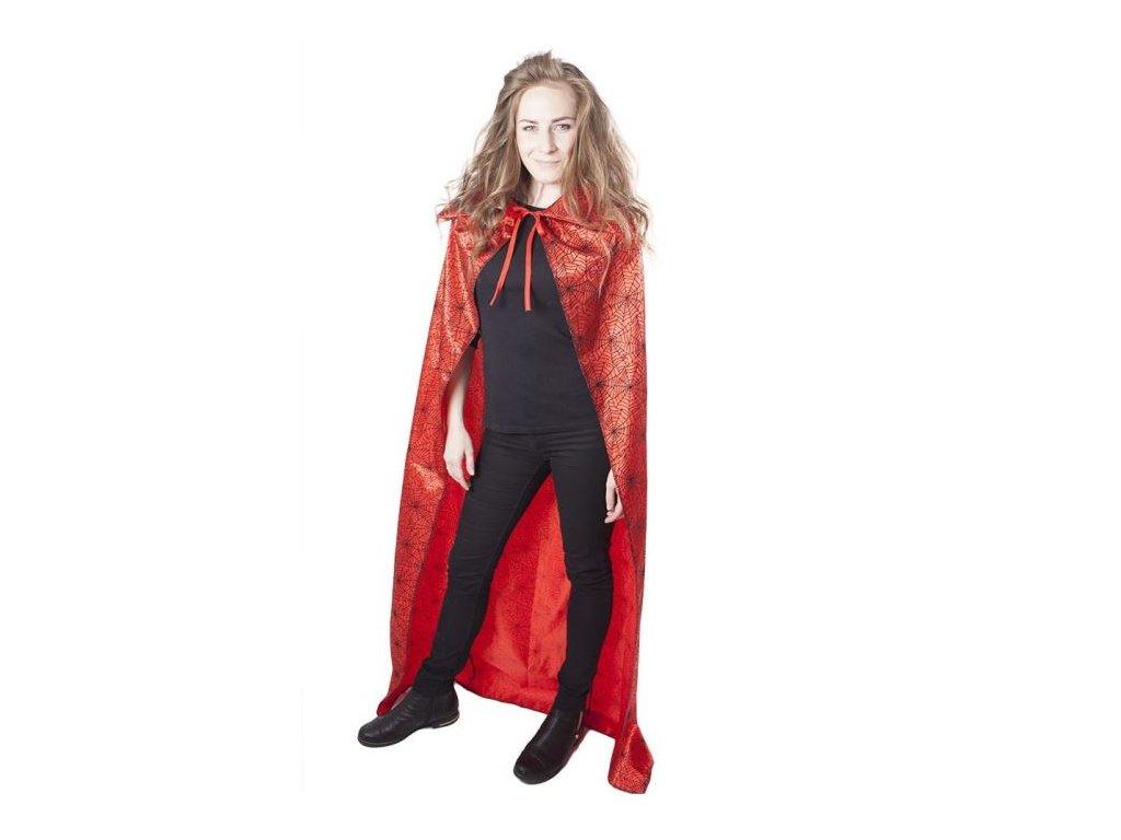 karnevalový kostým - plášť čarodějnice - čaroděj pro dospělé / Halloween