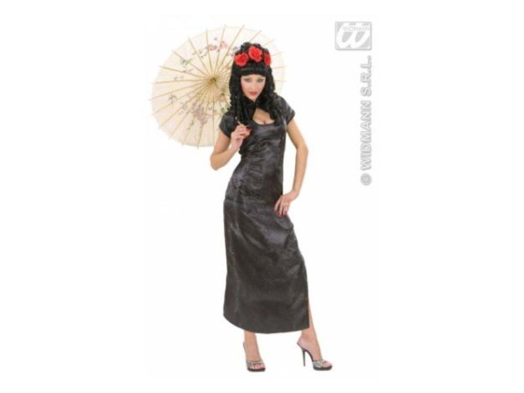 Kostým Čiňanka černá vel. M