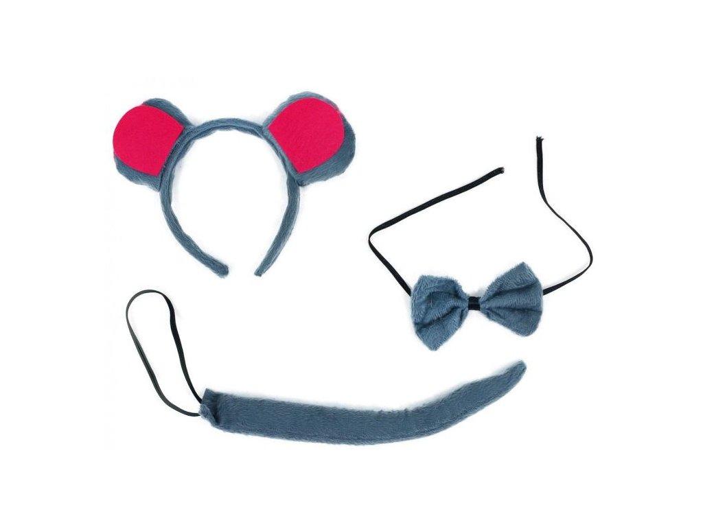 Dětská sada myška - unisex