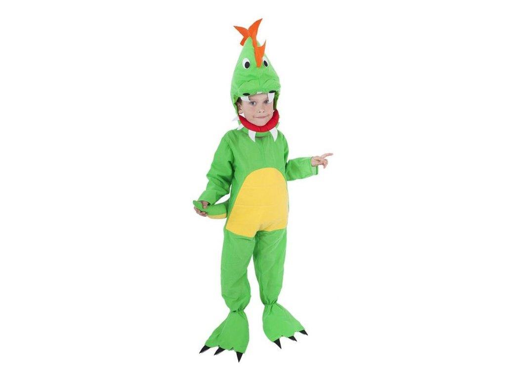 Kostým Dinosaurus - Dráček vel. S