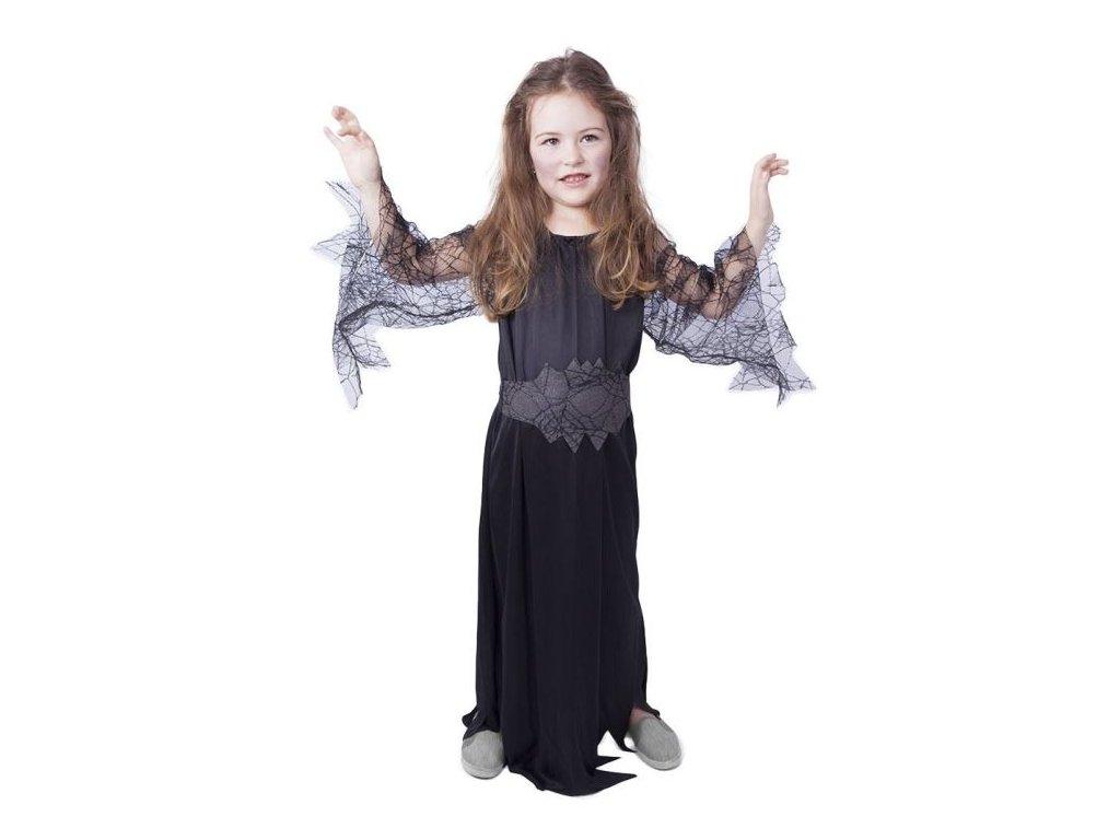 Kostým čarodějnice černá vel. M / HALLOWEEN