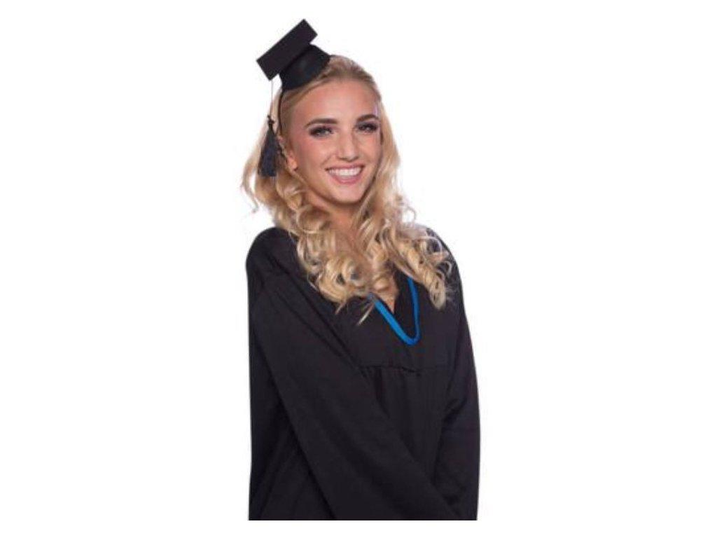 Čepice promoce na čelence - unisex