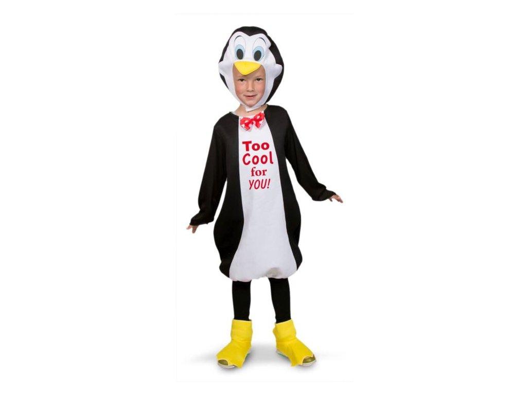 Dětský kostým tučňák - unisex