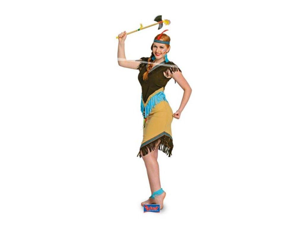 Kostým Indiánka, vel. M (38)