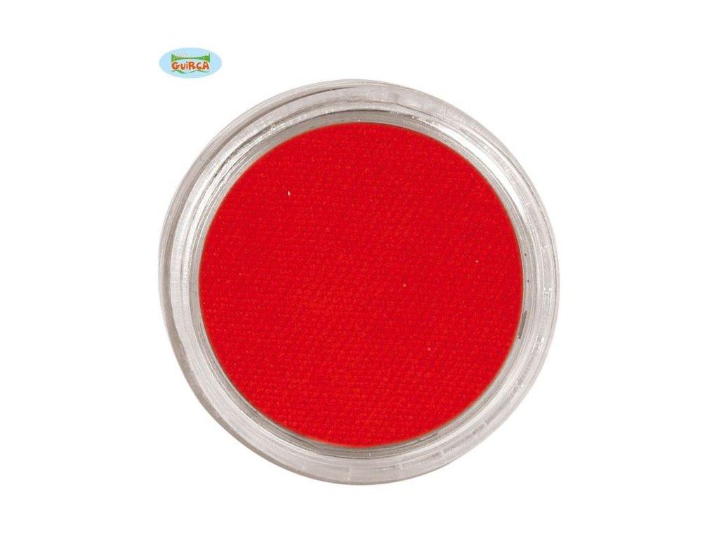 Červený make-up na vodní bázi - HALLOWEEN - 15 g