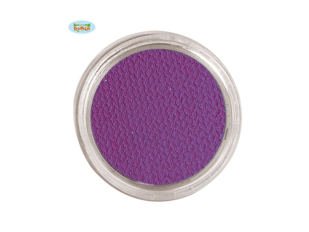 Fialový make-up na vodní bázi - HALLOWEEN - 15 g