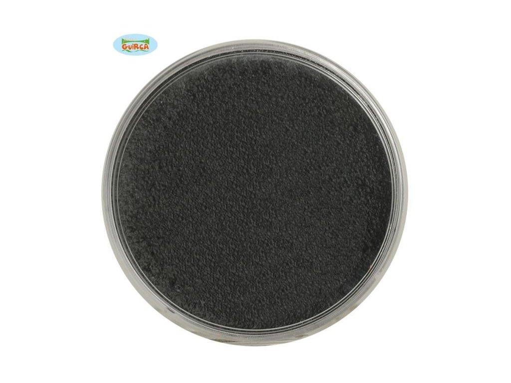 Černý pěnový pudr 15 g - Halloween