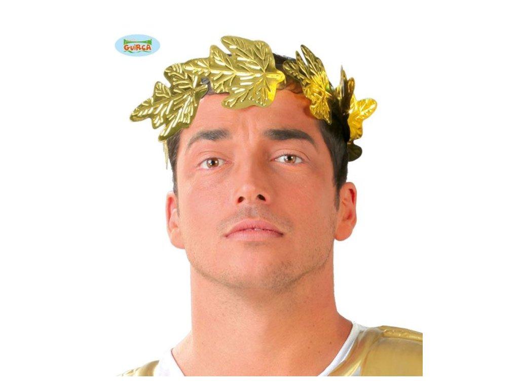 Koruna - věnec vavřínový Caesar