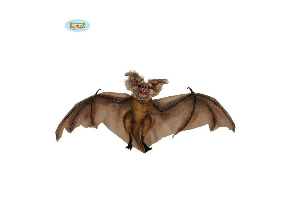 Dekorace netopýr - Halloween - 60 cm