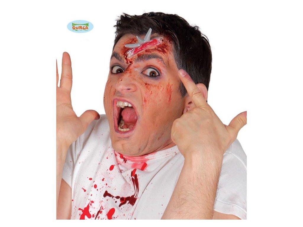 Profi efekt horor - HVĚZDA (s lepidlem) - Halloween