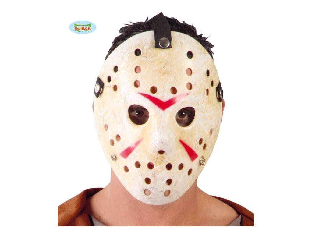Maska Horor Jason - Bloody Murder - Friday the 13th - Pátek 13. - Halloween